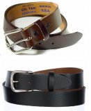 "1043 1.25"" WIDE OIL TAN LEATHER BELTS"